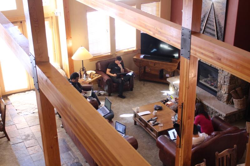 Retreat Lodge in Colorado